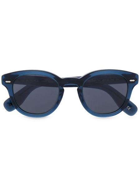 Солнцезащитные очки - синие Oliver Peoples