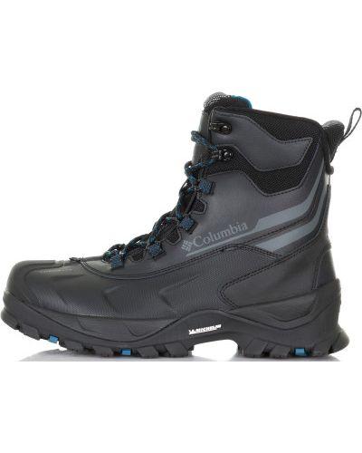 Зимние ботинки треккинговые кожаные Columbia