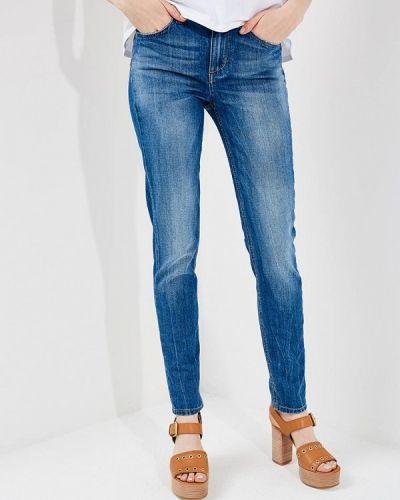 Синие джинсы-скинни Liu Jo