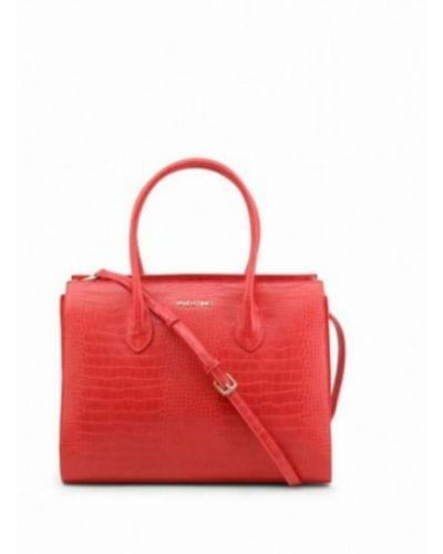 Czerwona torebka na lato Valentino By Mario Valentino