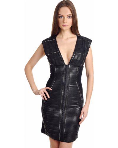 Платье из вискозы осеннее Roberto Cavalli