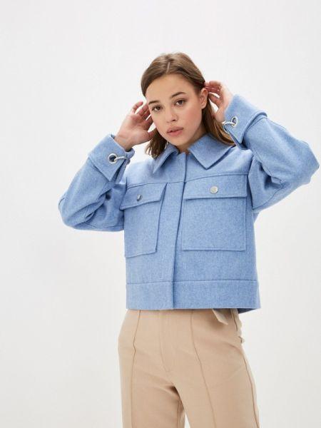 Утепленная куртка демисезонная весенняя Selected Femme