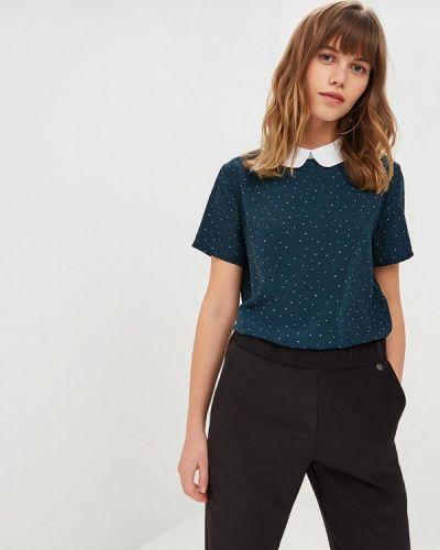 Блузка с коротким рукавом зеленый Art Love
