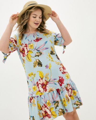 Платье - голубое Allegri