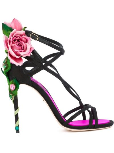 Sandały Dolce And Gabbana