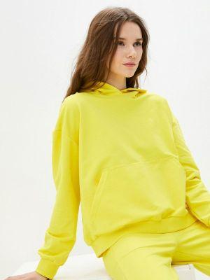 Желтая весенняя кофта Mana