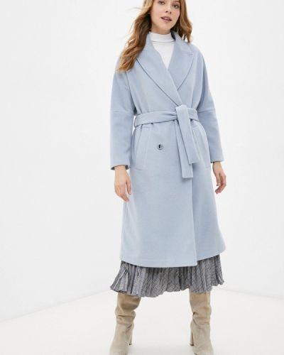 Пальто - голубое Rinascimento