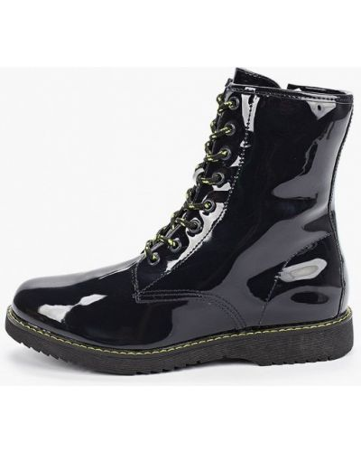 Ботинки лаковые Keddo