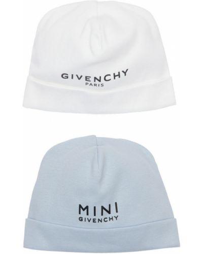 Bawełna bawełna biały kapelusz przycięte Givenchy