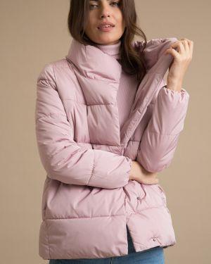 Куртка демисезонная розовая Emka