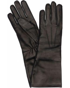Skórzany rękawiczki Ann Demeulemeester