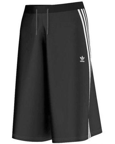 Czarny szorty Adidas