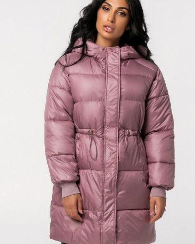 Утепленная куртка - розовая Whitefox