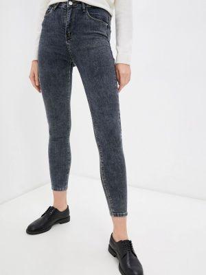 Зауженные джинсы - синие Vitacci
