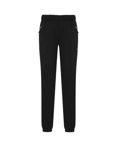 Черные брюки из полиэстера Nordway