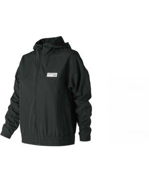 Куртка черная на молнии New Balance