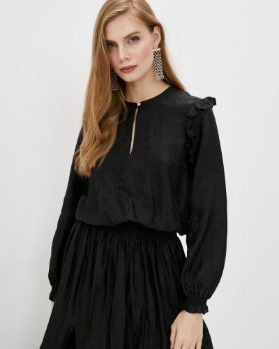 Черное вечернее платье Zadig & Voltaire