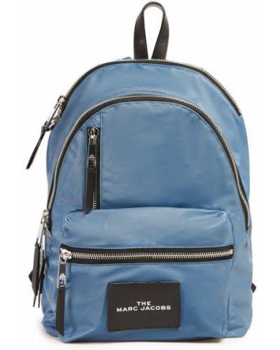 Синяя нейлоновая сумка Marc Jacobs