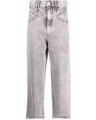 Szare mom jeans Isabel Marant