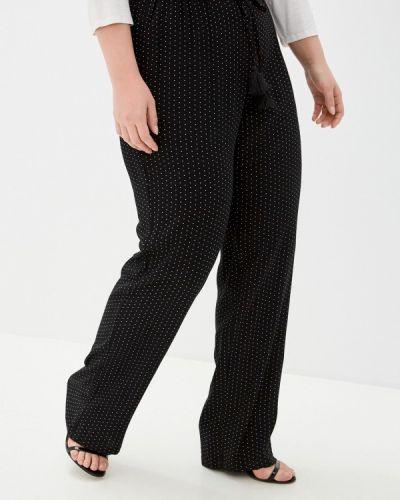 Черные брюки Ulla Popken