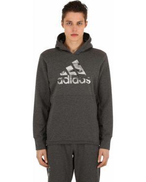 Prążkowana bluza z kapturem Adidas X Undefeated