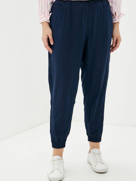 Синие брюки с воротником Marks & Spencer
