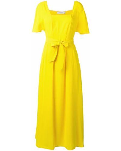 Платье мини макси с поясом Calvin Klein
