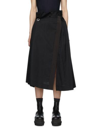 Юбка мини юбка-шорты пачка Sacai
