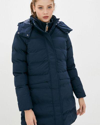 Теплая синяя куртка Icepeak