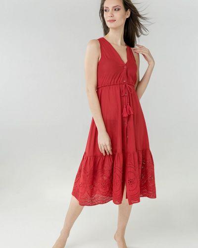 Красное платье Ora