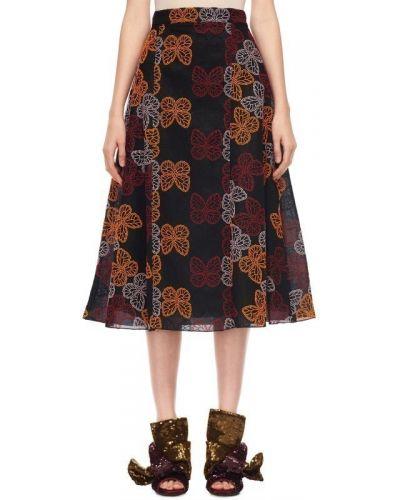 Разноцветная юбка Giamba