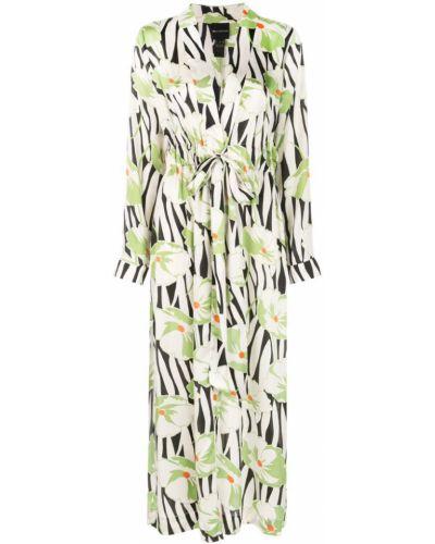 Платье с V-образным вырезом кимоно Jill Jill Stuart