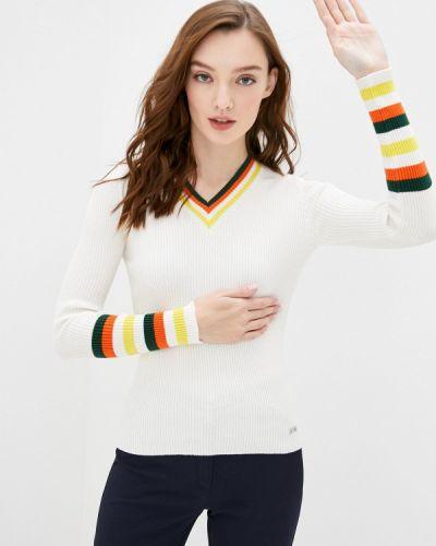 Белый пуловер Giorgio Di Mare