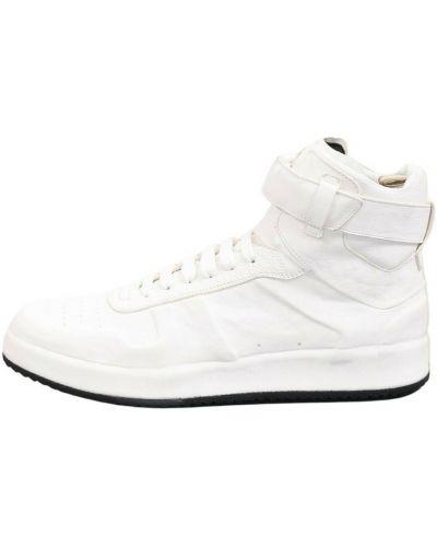Białe sneakersy Officine Creative