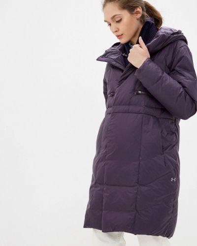 Толстовка фиолетовый зимний Under Armour