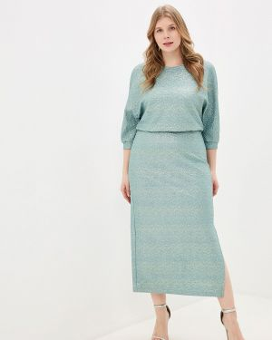 Вечернее платье - зеленое Forus