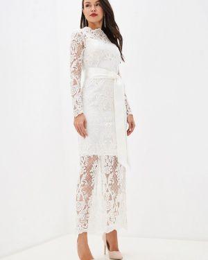 Свадебное платье осеннее La Selva