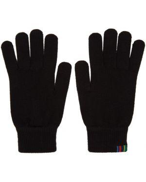 Rękawiczki z mankietami włókienniczy Ps By Paul Smith