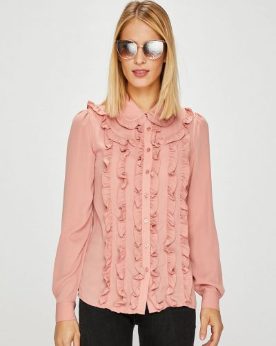 Блузка прямая с длинным рукавом Silvian Heach