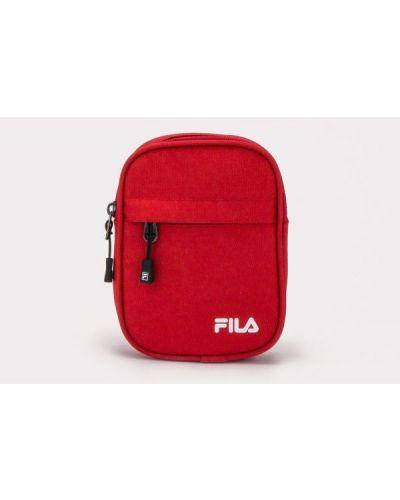 Czerwona torba na ramię Fila