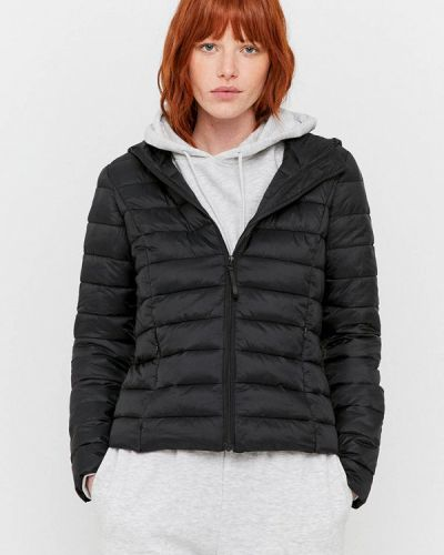 Утепленная куртка - черная Tally Weijl