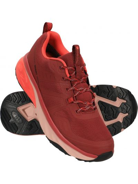 Buty do biegania - różowe Mountain Warehouse