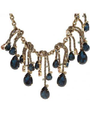 Naszyjnik - niebieski Dueci Bijoux