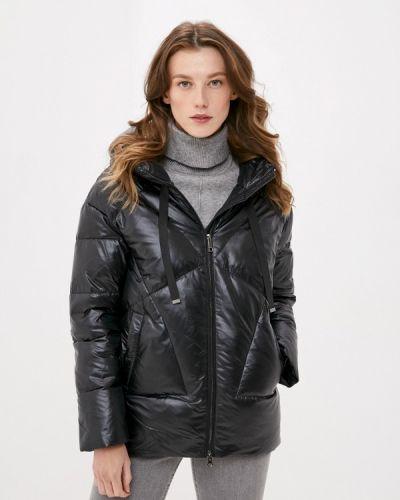 Куртка - черная снежная королева