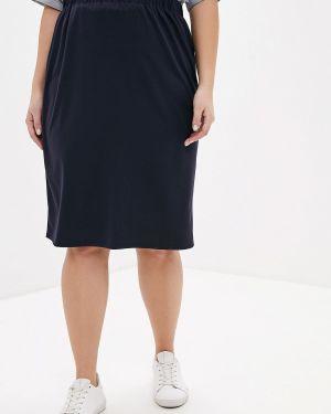 Юбка - синяя Darissa Fashion
