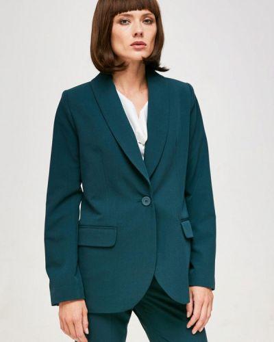 Бирюзовый пиджак Yulia'sway