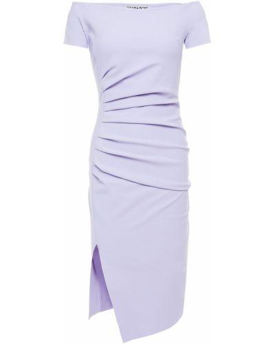 Платье с разрезом Chiara Boni La Petite Robe