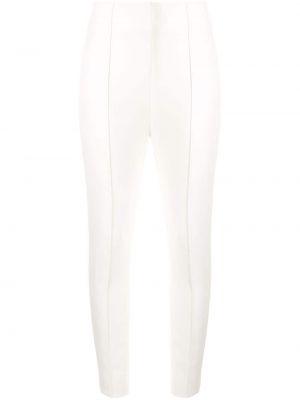 Шелковые брюки - белые Dion Lee