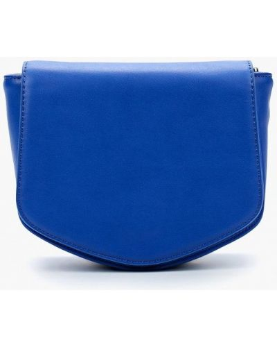 Синяя сумка через плечо Calipso