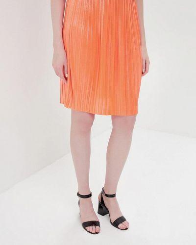Оранжевая юбка By Swan